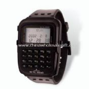 LCD Calculator Watch with Alarm Function images