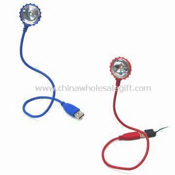 USB LED Light with Flexible Arm