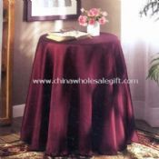 Decorative Round Table Linens images