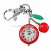 Pocket Watch Made of Alloy Case and Steel Chain images