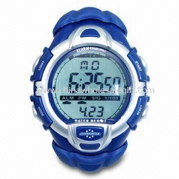Digital watch for outdoor sports