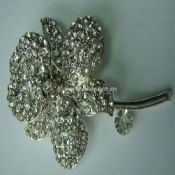 rhinestone hair clips images