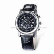 Stainless Steel Watch Mechanical Watch with Automatic Movement images