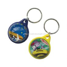 Round Bubble Keychain images