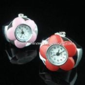 Fashion Ring Watch Made of Zinc-alloy Case images