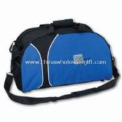 Casual Sports Bag with Wet/Shoe Zippered Pocket images