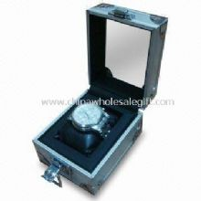 Aluminum Watch Box Design for Mens Watch images