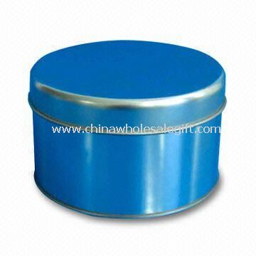 Gift Tin Box for Watches and Clocks