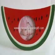 Watermelon Shape Photo Frame images