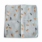 Double Layers Printed Cotton Handkerchiefs images