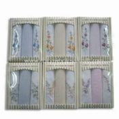 Ladies Embroidery Handkerchiefs images