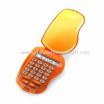 Mango Shape Promotional Calculator with Protective Cover