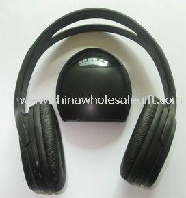 2.4G wireless headphone