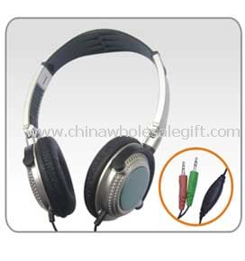 Computer Headphone with in-line mic