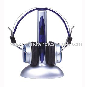 FM radio headphone