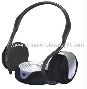 foldable stereo wireless headphone