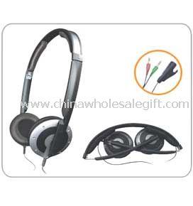 foldable style Computer Headphone
