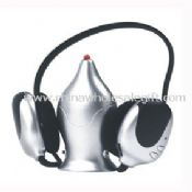 Behind-the-neck style FM Wireless Headphone images