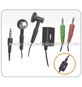 Multi-function headphone for MP3,PC