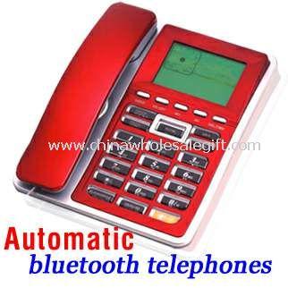 automatic bluetooth telephone