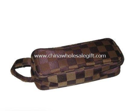 Jacquard Cosmetic Bag