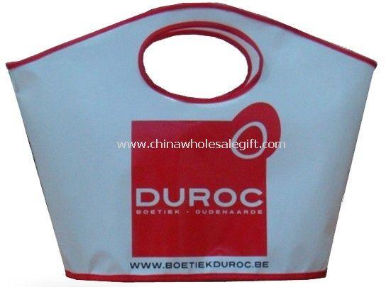 PP woven cloth Cooler Bag