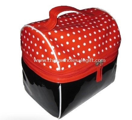 pvc leather Cosmetic Bag