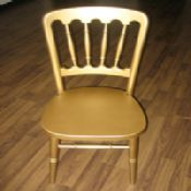 gold chateau chair images