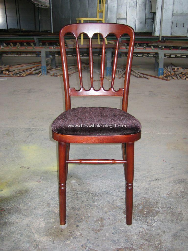 mahogany chateau chair