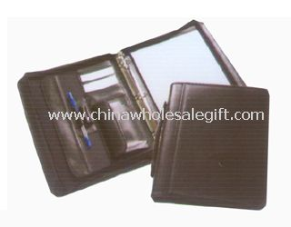 artificial leather conference Folders