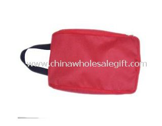 600D polyester Toilet Bag