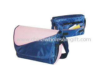 adjustable strap handle damask Messenger Bags