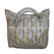 Synthetic leather Handbag images