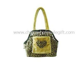 Tweed Pet Bag