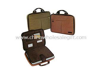 zipper pocket computer bag