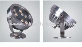 LED stainless steel underwater lamp images