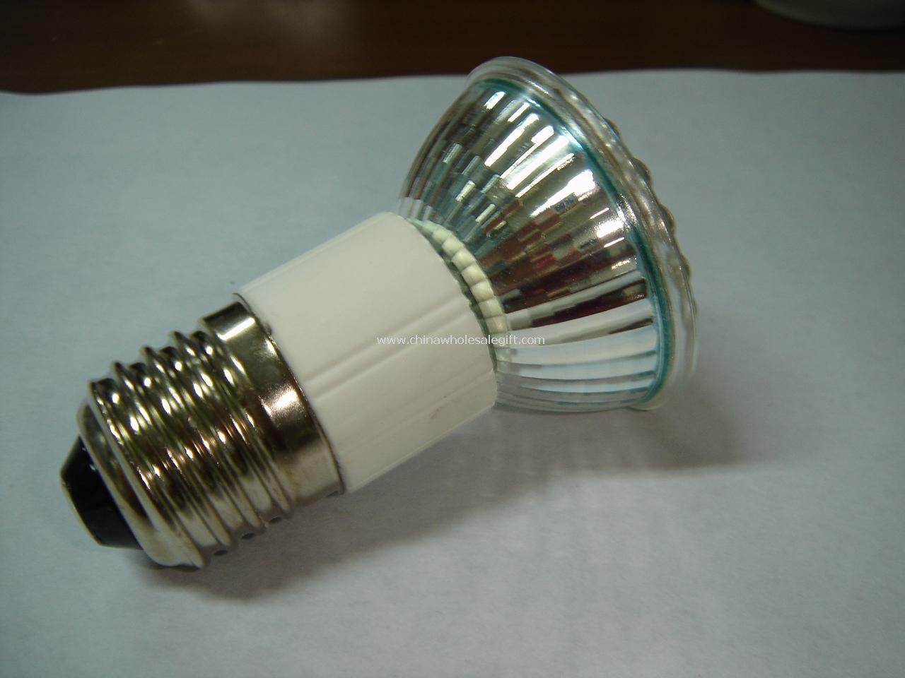 Plastic and Glass LED Spot Light