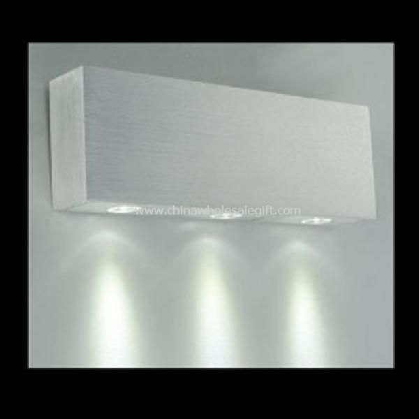 silver color LED Wall Lamp