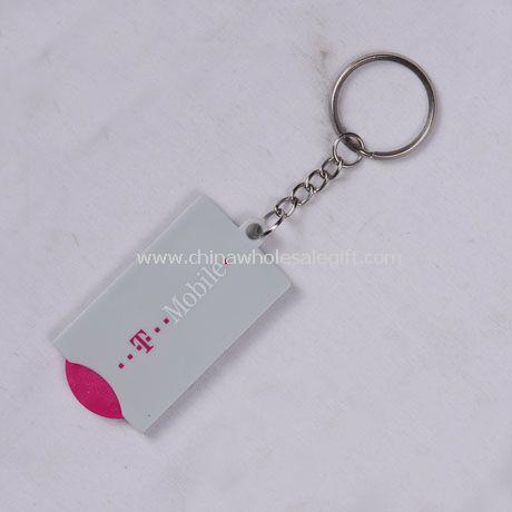 Coin hold Keychain