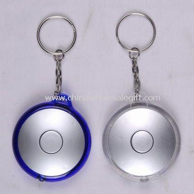Led Round keychain light