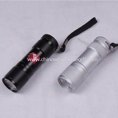 Aluminum torch