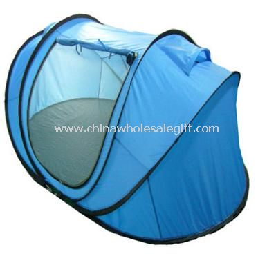 fibre glass pole Pop Up Tent
