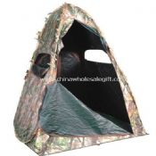 210D Oxford polyester hunting tent images