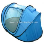 fibre glass pole Pop Up Tent images