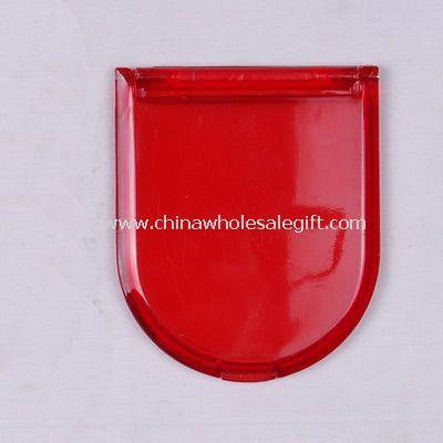 Plastic Cosmetic mirror