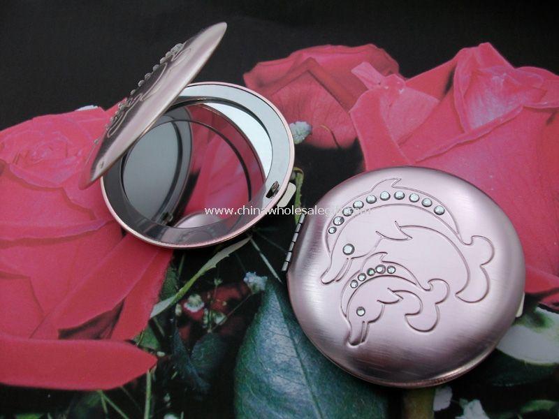aluminum sublimation cosmetic mirror