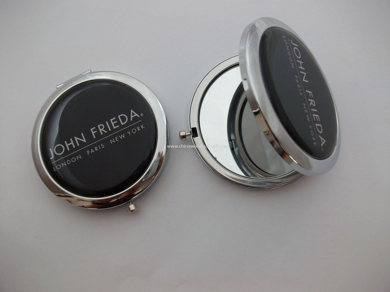 Foldable Metal Cosmetic Mirror