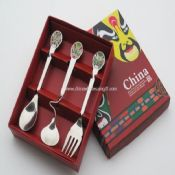 stainless steel Cutlery set images