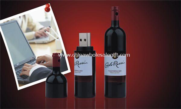 Bottle shape USB Flash Disk