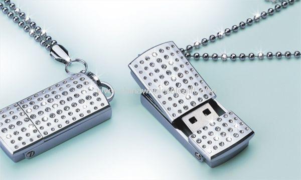 Diamond USB Flash Disk